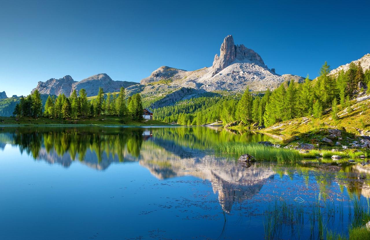 european mountain