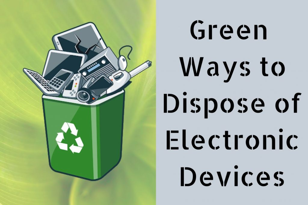 Dispose electronic devices
